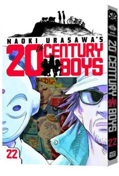 20th century boys vol 22 GN