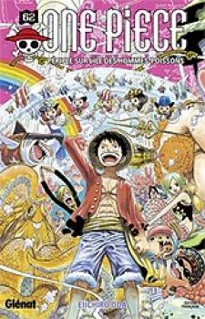 One piece tome 62