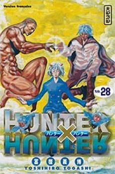 Hunter X Hunter tome 28