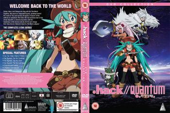 Hack// Quantum Complete DVD Collection UK