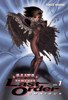 Battle Angel Alita Last Order Omnibus vol 01 GN