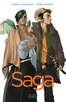 SAGA VOL. 01 (MR) (TRADE PAPERBACK)