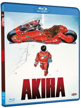 Akira Re-masterd version Blu-ray NL/FR