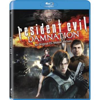 Resident Evil Damnation (Blu-Ray)