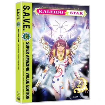 Kaleido Star Season 02 and OVAs S.A.V.E. DVD Box Set