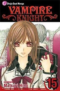 Vampire knight vol 15 GN