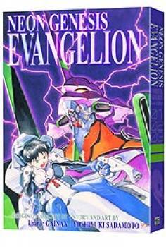 Evangelion Omnibus vol 01 GN