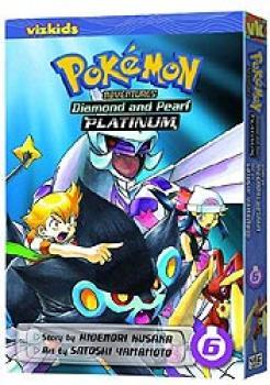 Pokemon adventures: Platinum vol 06 GN