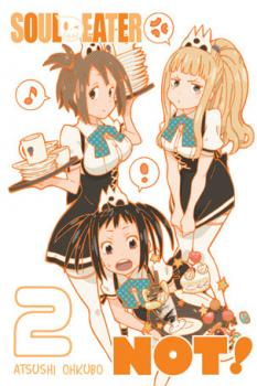 Soul Eater NOT! vol 02 GN