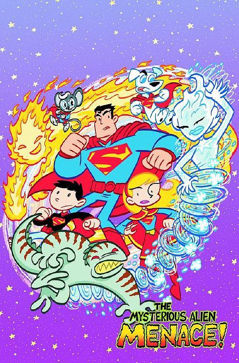 Buy Comics Superman Family Adventures 8 Archonia Com