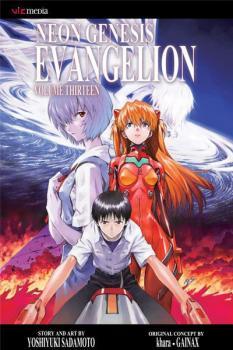 Neon genesis evangelion vol 13 GN