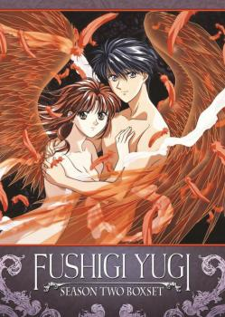 Fushigi Yugi Season 02 Collection DVD Box Set