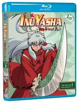 Inu Yasha Final Act Set 01 Blu-Ray