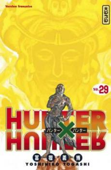 Hunter X Hunter tome 29