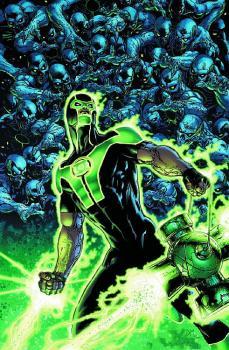 GREEN LANTERN #16 (RISE)