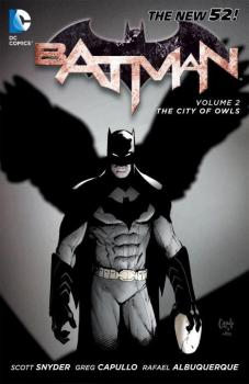 BATMAN VOL. 02 THE CITY OF OWLS (N52) (HARDCOVER)