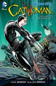 CATWOMAN VOL. 02: DOLLHOUSE (N52) (TRADE PAPERBACK)
