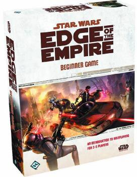 Star Wars Edge of the Empire RPG - Beginner Game - EN