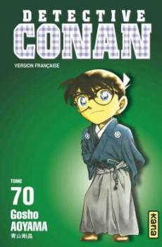 Detective Conan tome 70