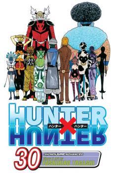 Hunter X Hunter vol 30 GN