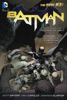 BATMAN VOL. 01: THE COURT OF OWLS (N52) (TRADE PAPERBACK)
