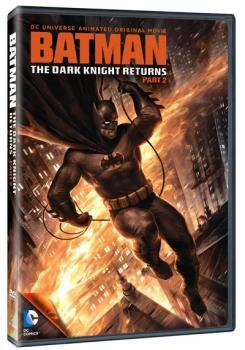 Batman The Dark Knight Returns Part 02 DVD