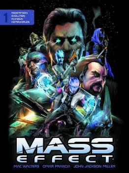 MASS EFFECT LIBRARY EDITION VOL. 01 (HARDCOVER)