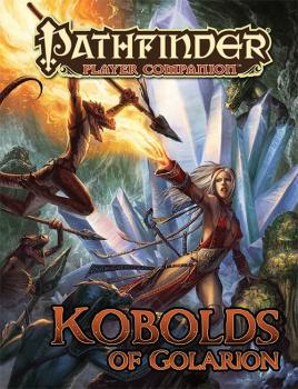 Pathfinder RPG Player Companion - Kobolds of Golarion