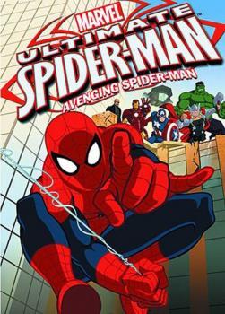 ULTIMATE SPIDER-MAN - AVENGING SPIDERMAN DVD