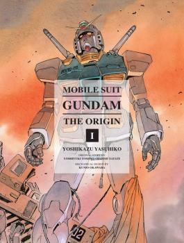 Mobile Suit Gundam Origin vol 01 - Activation GN