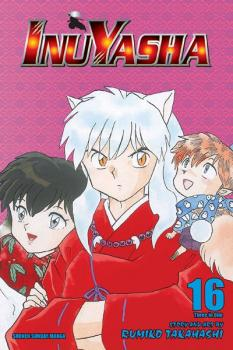 Inu yasha Big edition vol 16 GN
