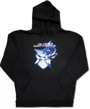 Black Rock Shooter Hoodies - Black Rock Shooter Shoots (XL)