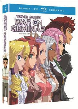 Tenchi Muyo! War on Geminar - Part 01 Collection Blu-Ray/DVD Combo