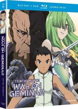 Tenchi Muyo! War on Geminar - Part 02 Collection Blu-Ray/DVD Combo