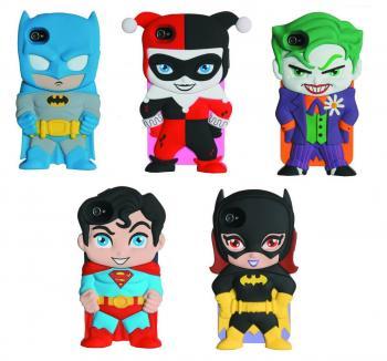 DC CHARA-COVER SERIES 1 iPHONE 4/4S BATMAN