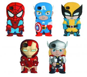 MARVEL COMICS CHARA COVERS IPHONE 4/4S CASE - IRON MAN