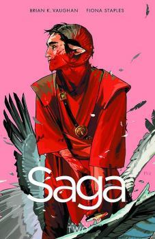 SAGA VOL. 02 (MR) (TRADE PAPERBACK)