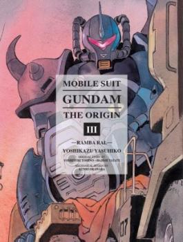 Mobile Suit Gundam Origin vol 03 - Ramba Ral GN