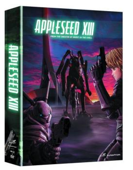 Appleseed XIII Complete Collection Blu-Ray/DVD Combo Regular