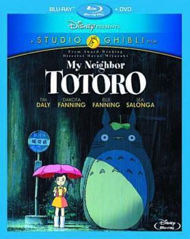 My Neighbor Totoro Blu-Ray/DVD Combo