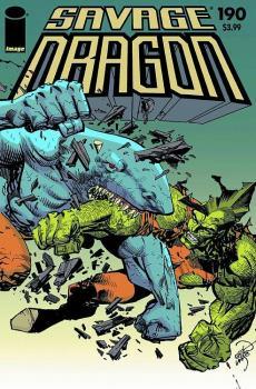 SAVAGE DRAGON #190 (MR)