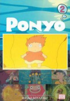Ponyo on the Cliff by the Sea Film Comic vol 02 GN