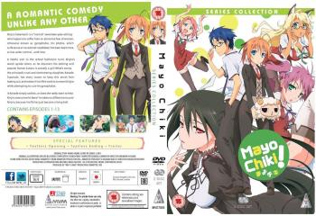 Mayo Chiki DVD Collection UK