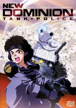 New Dominion Tank Police Complete Collection DVD Box Set