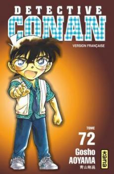 Detective Conan tome 72