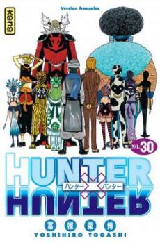Hunter X Hunter tome 30