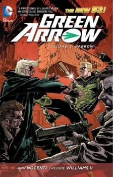 GREEN ARROW VOL. 03: HARROW (N52) (TRADE PAPERBACK)