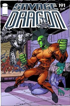 SAVAGE DRAGON #191 (MR)