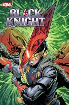 BLACK KNIGHT CURSE EBONY BLADE #1 POSTER