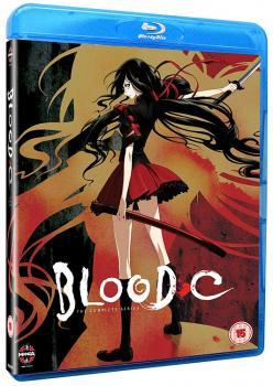 Blood C - Complete Series Blu-ray UK